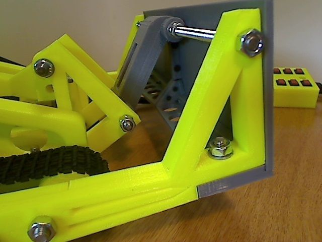 Picture of Optional Blade Assembly: