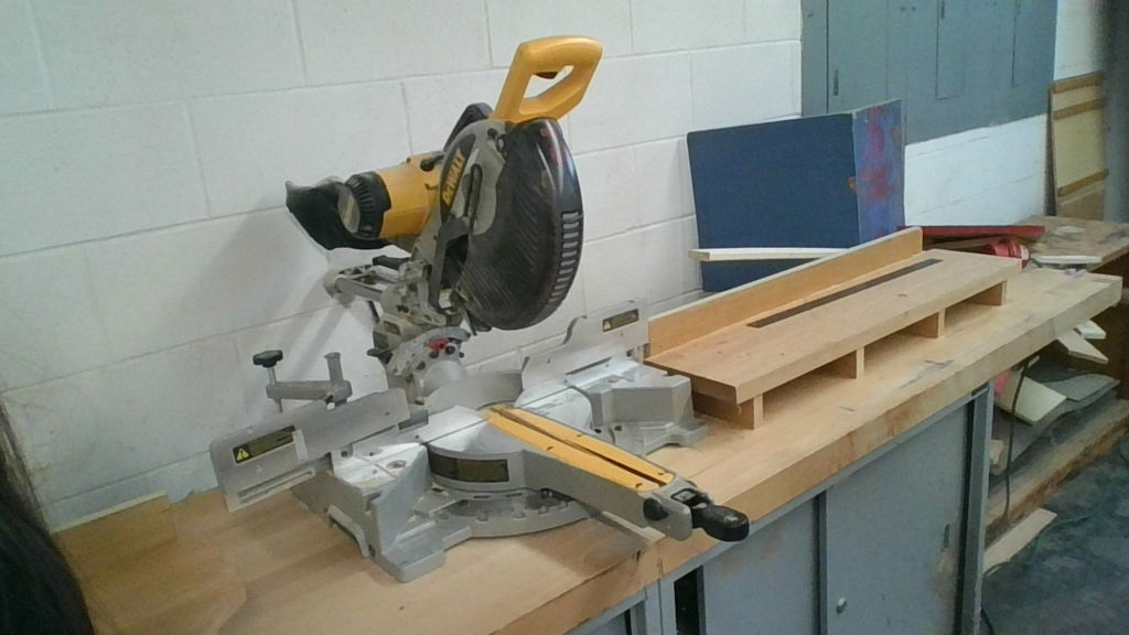 Picture of How to Use a Miter Saw