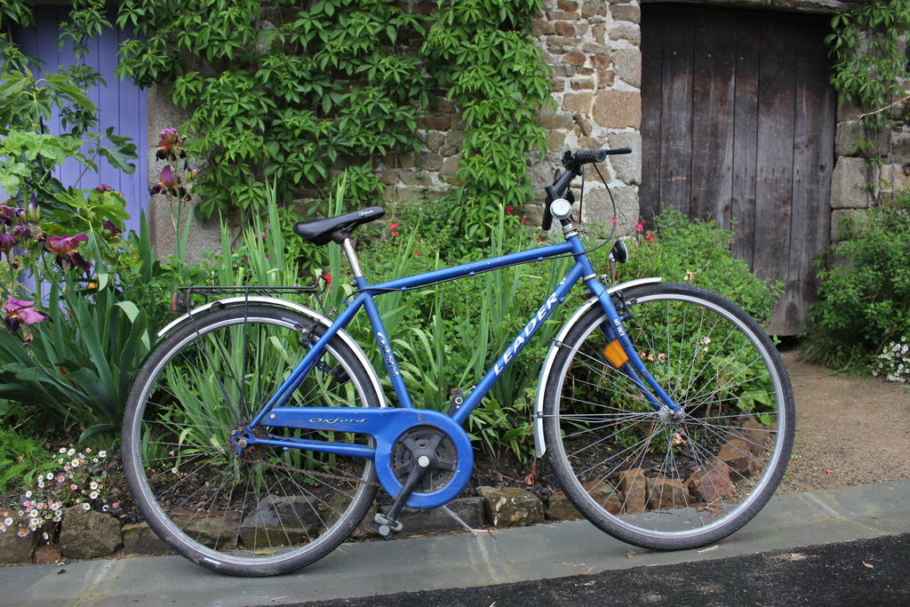 Picture of Sourcing Materials - the Bicycle