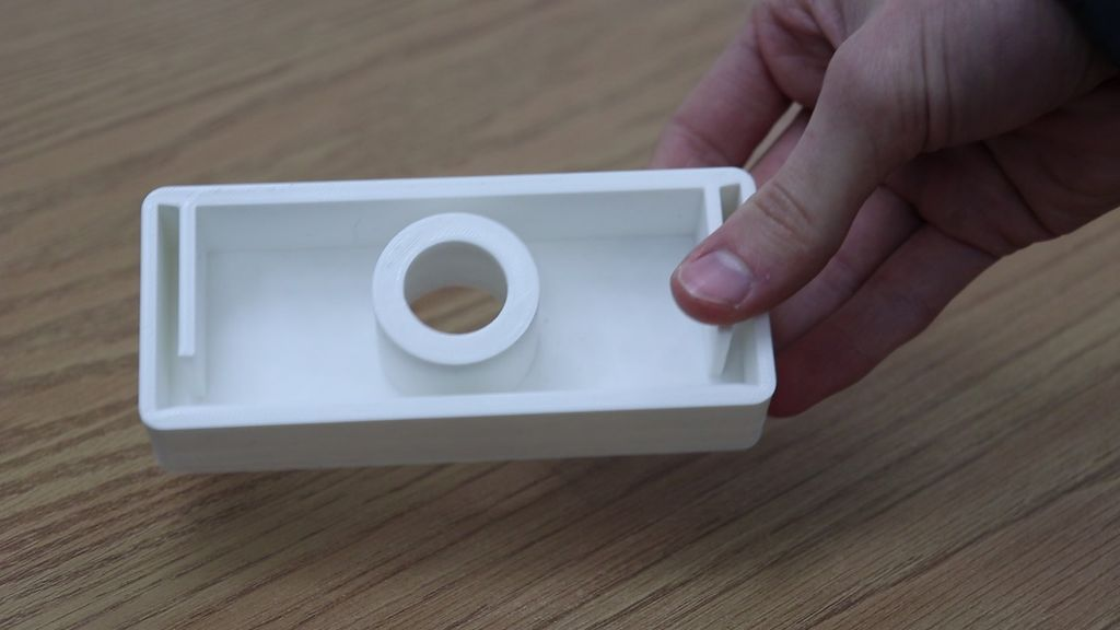 Picture of 3D Print the Casing, Cap and Electronics Board