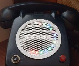 1963年远程LED舒适休息提醒