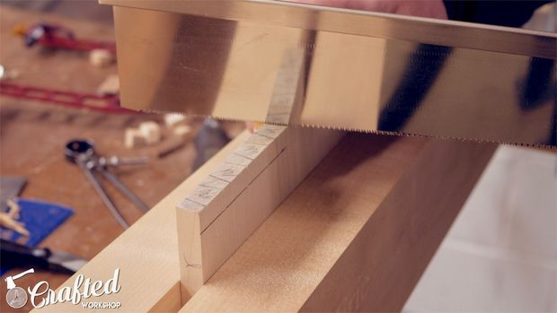 Building A Hand Tool Tote with Hand Cut Dovetails - 12.jpg