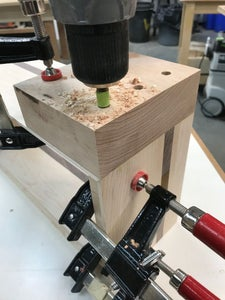 Dowel Pin Holes