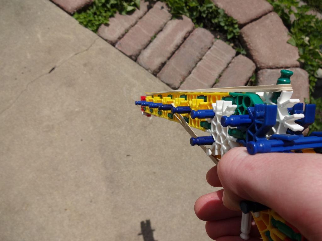 Picture of K'NEX Rubber Band Gun