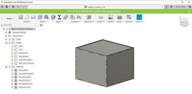Design of the Box