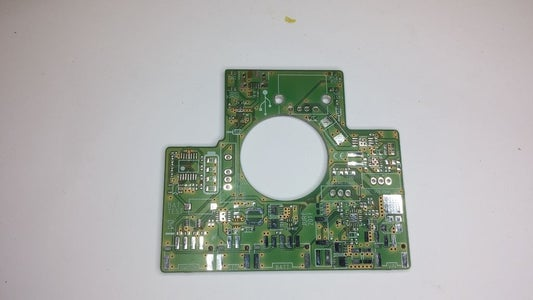 Manufacturing the PCB