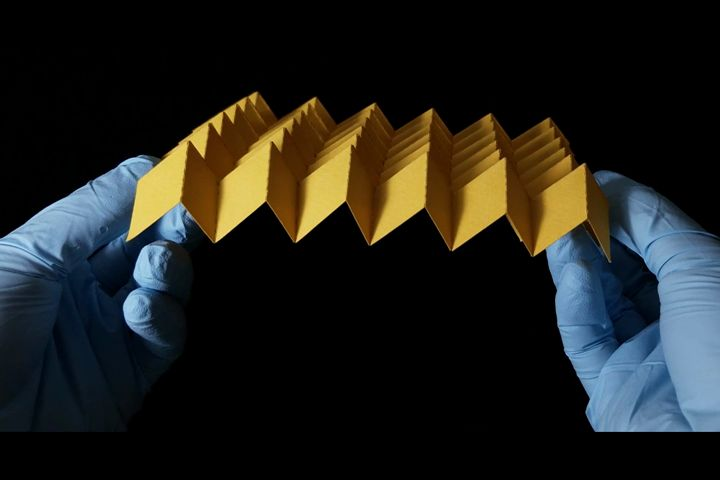 Picture of Origami - Made With Math