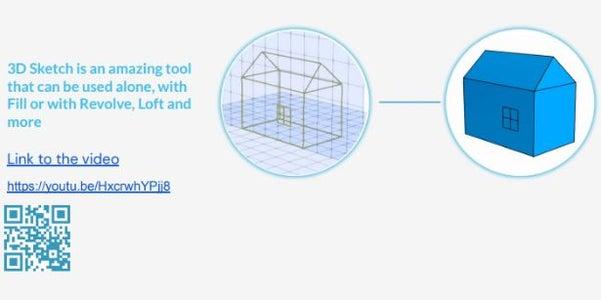 3D Sketching Tools