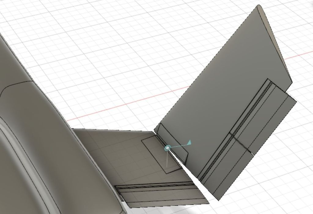Picture of Wings and Hinges