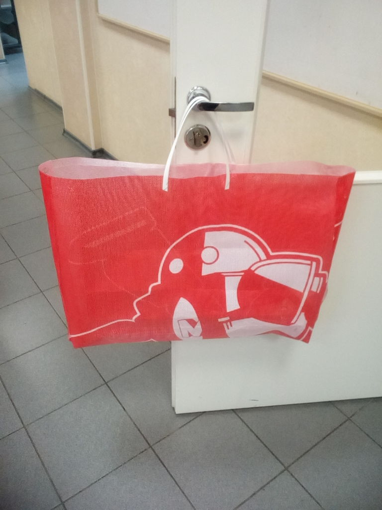 Picture of POSTER BAG