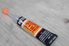 Saw-Dust and Glue Mixture