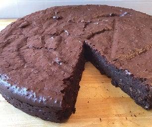 Flour Free Chocolate Cake