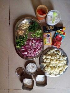 Gopi Manchurian Ingredients