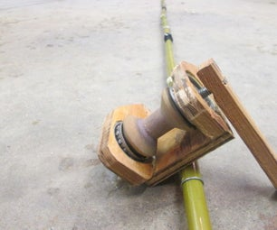 DIY Fishing Rod