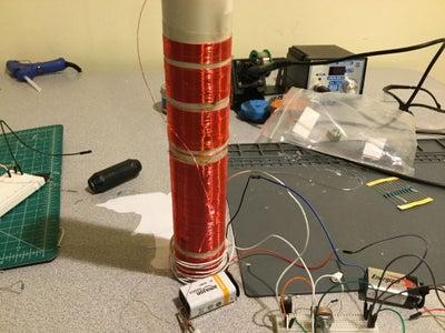 Tesla coil/Slayer Exciter not working! PLEAAAASSSSEEEE HELLLPPPP!