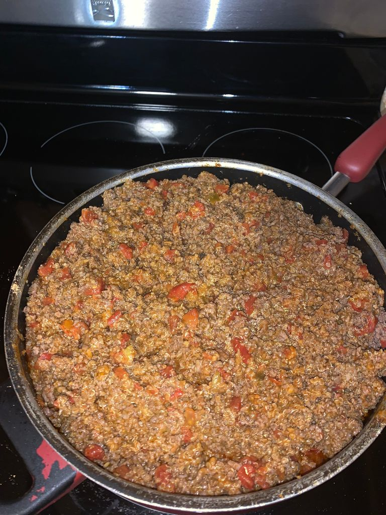 Picture of Prepare the Taco Salad Meat