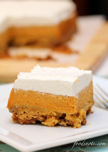 Picture of Pecan Pumpkin Dessert