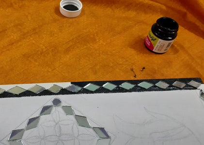 Glue the Mirrors and Kundan