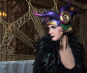 Sorceress Edea Kramer Cosplay - Final Fantasy VIII