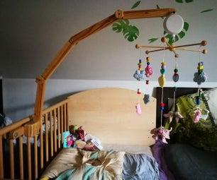 Creating a crib mobile