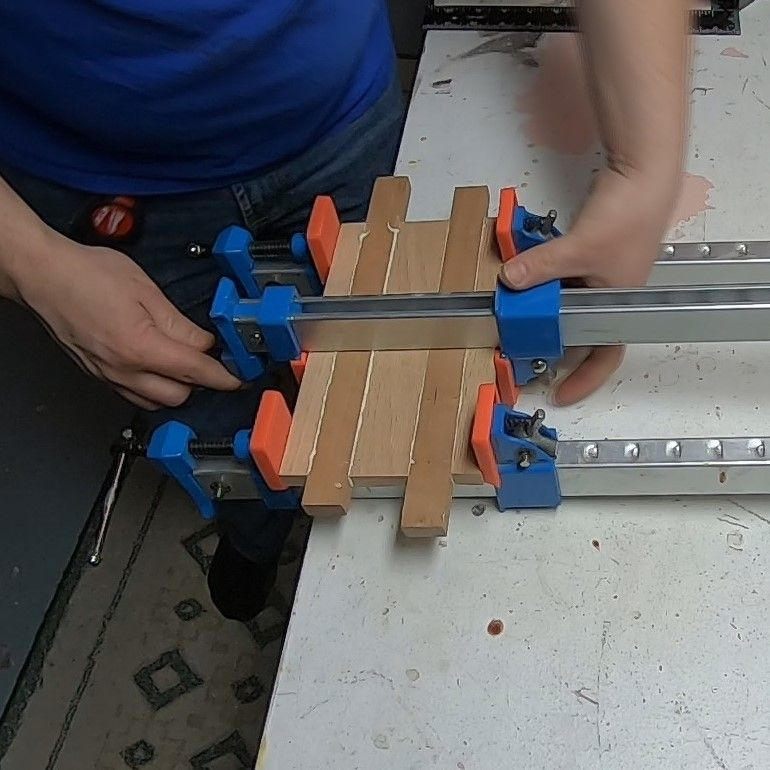 Picture of The Glue Up