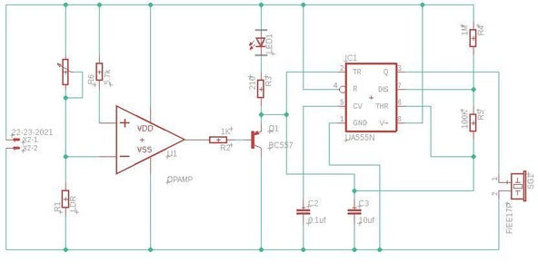 Circuit Schematic & Working