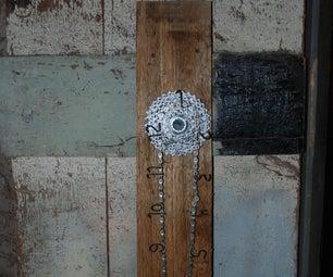 Bike Cassette Clock