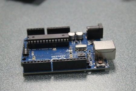 Assembling Arduino Stack
