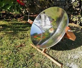 Solar Coffee Maker