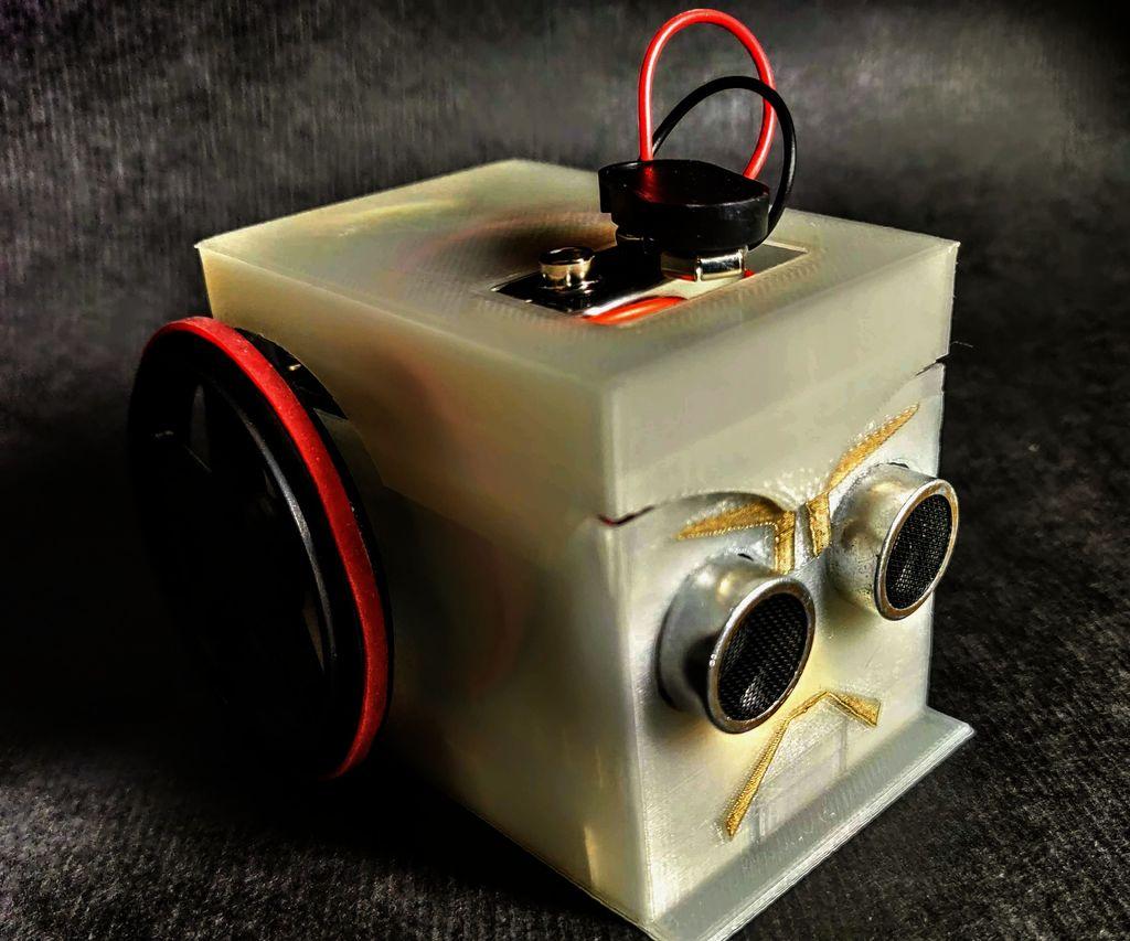 Super Simple Sumo Bot