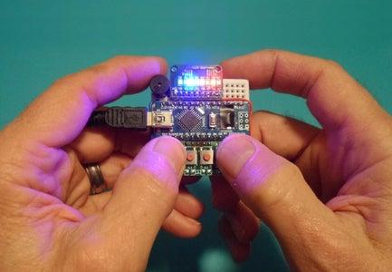 Lesson 3 - Build a Mini STEM Platform Device