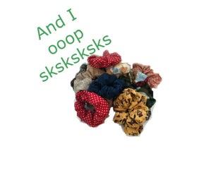 Fashionable Scrunchies