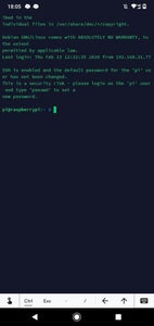 Connect to Raspberry Pi Using SSH