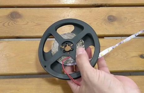 Preparing the Led Strip