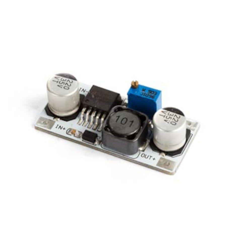 Picture of Prepair the Voltage Regulator (optional)