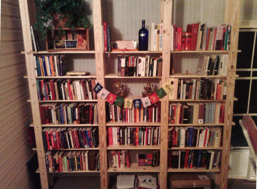 Cheap easy lowwaste bookshelf plans with home depot bookcase