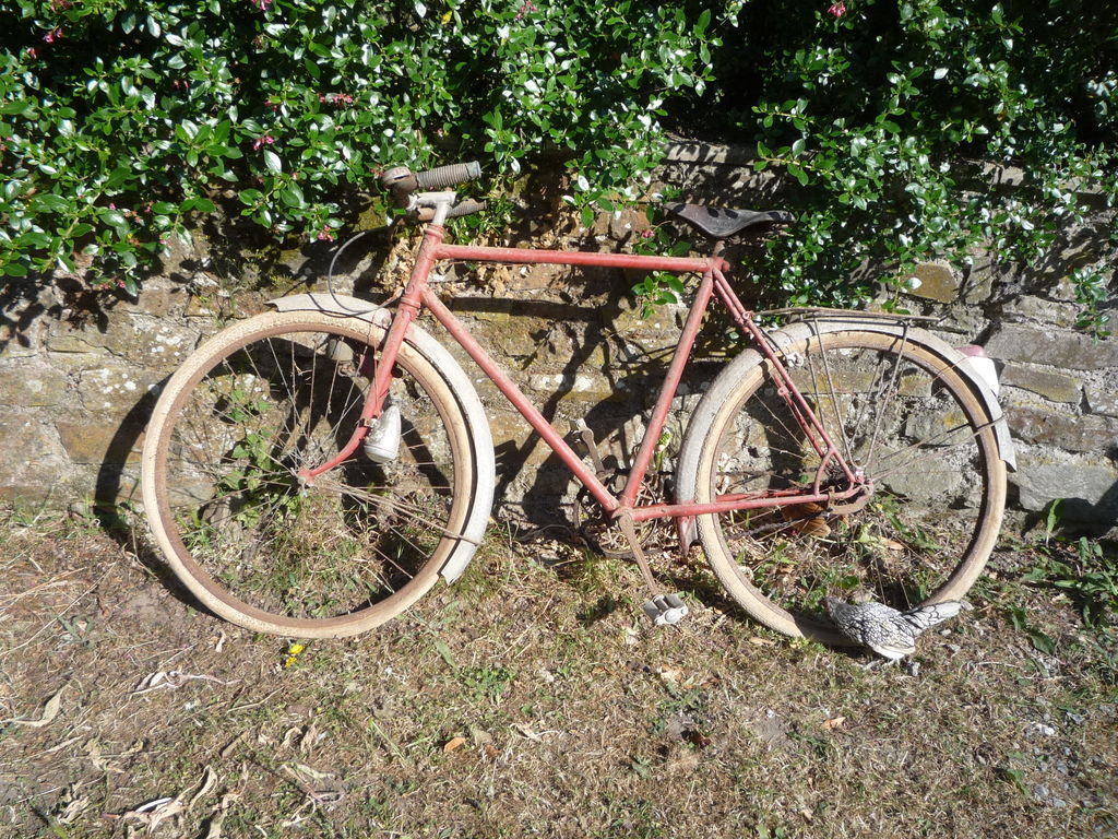 Picture of Break Up to Make Up - the Bicycle