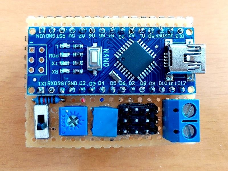 Picture of Control Board