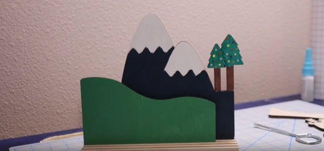 Adding the Hills