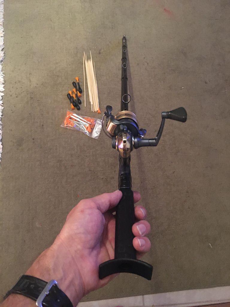 Blowgun Fishing Dart Modification : 8 Steps