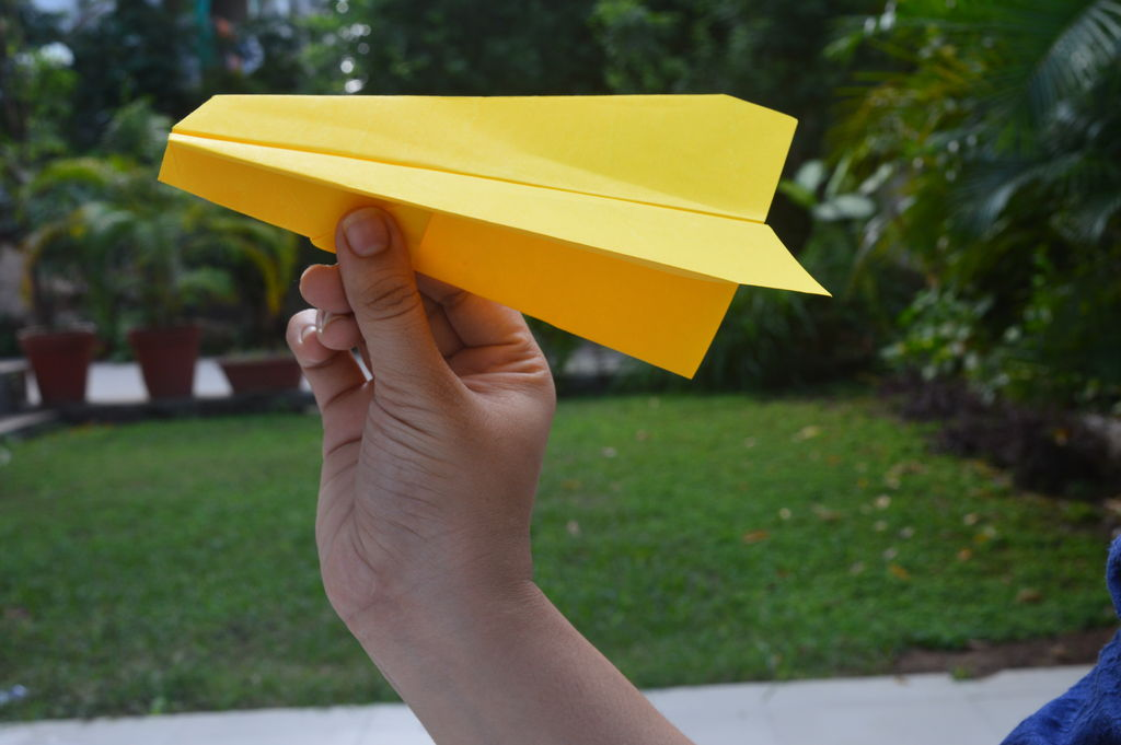 Picture of Paper Airplane STEM Challenge