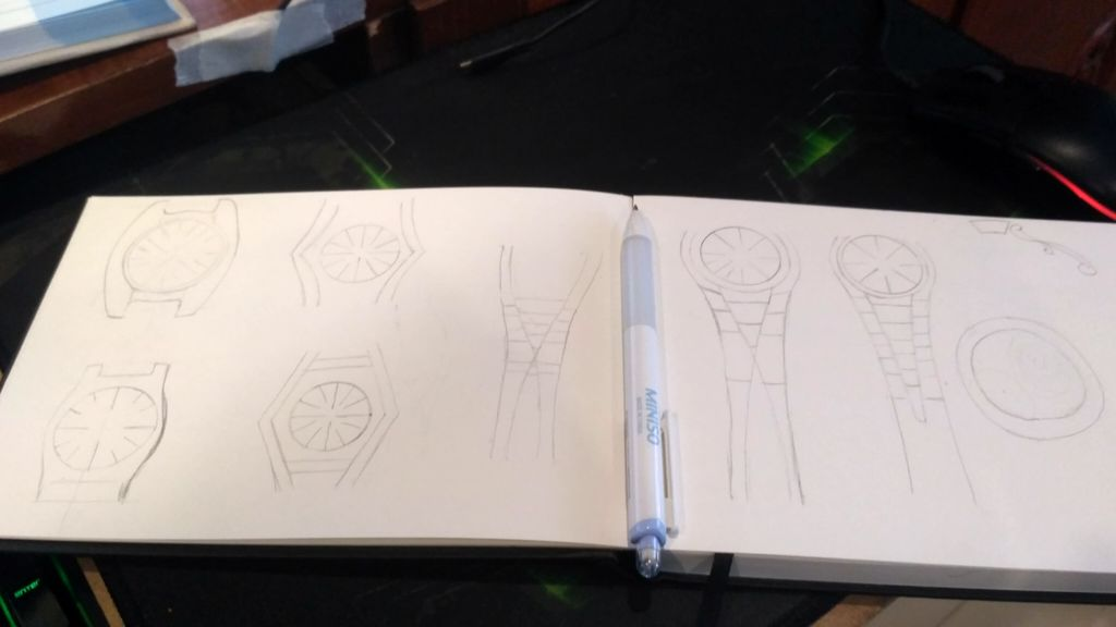 Picture of Sketching