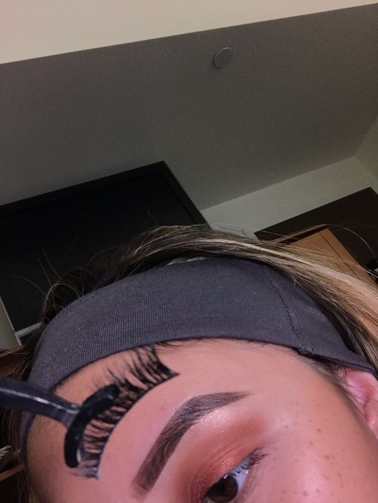 Picture of Time for Mascara + Falsies!