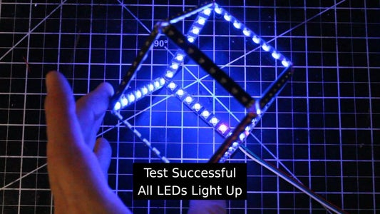 Connect the LED Strips