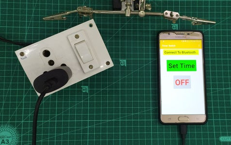 Arduion Based Smart Timer Switch