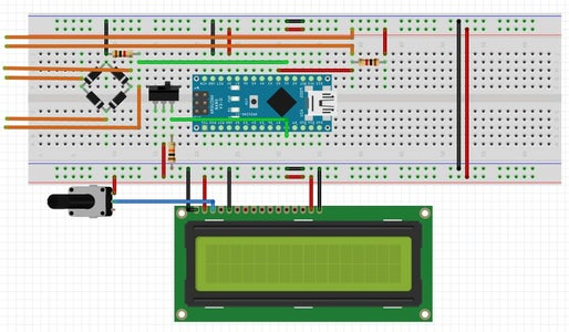 Putting Together the Circuit
