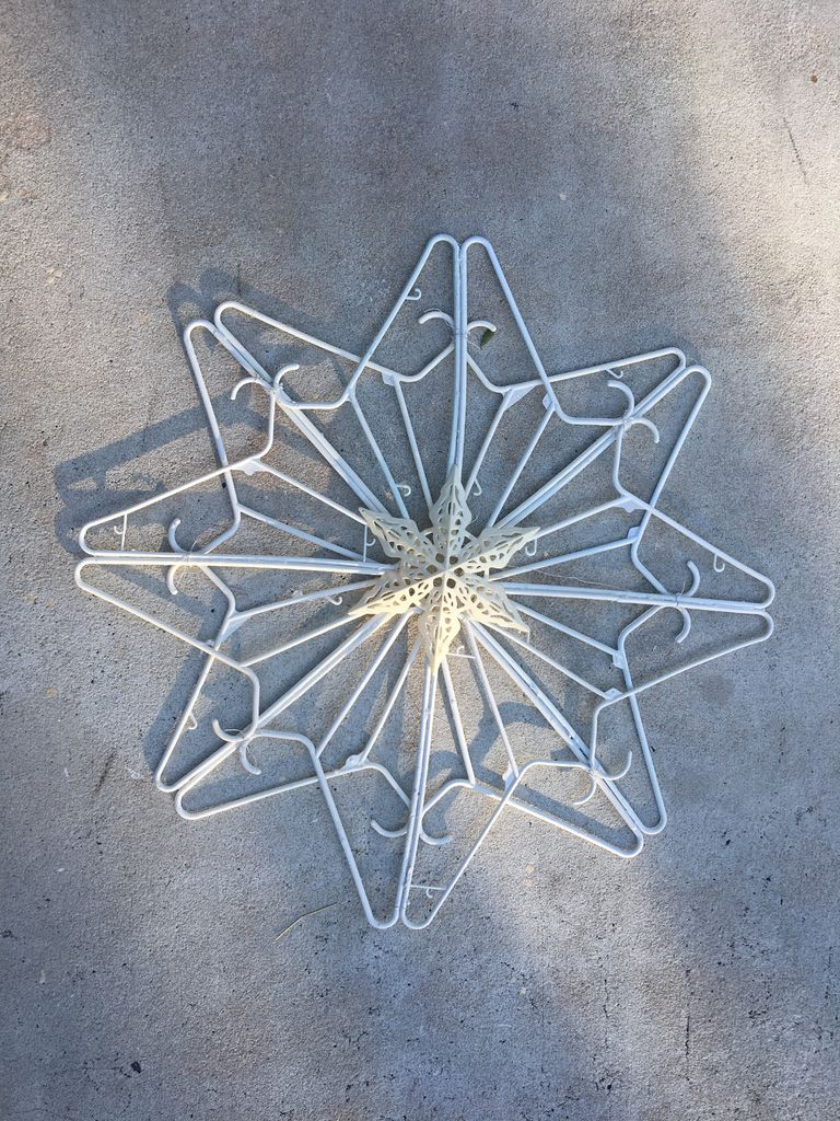 Picture of Hanger Snowflake