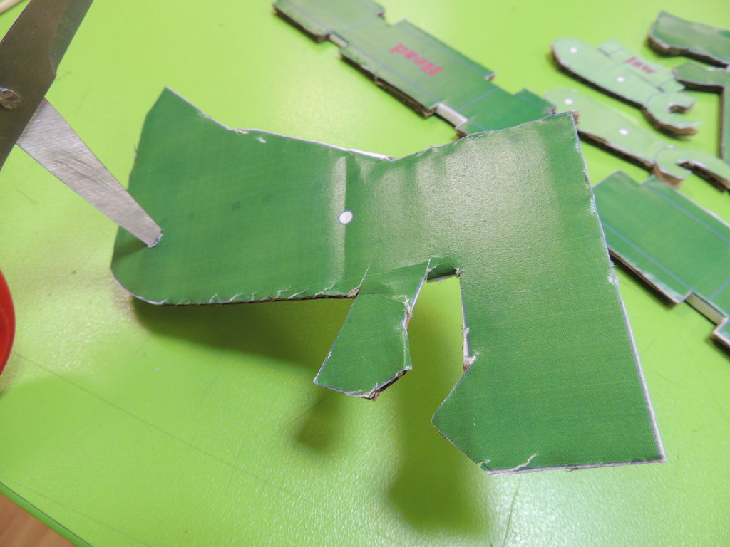 Picture of Carboard Body