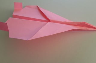 Paper Airplane Tutorial: How to Make the F-15 | Flyable ... | 213x320