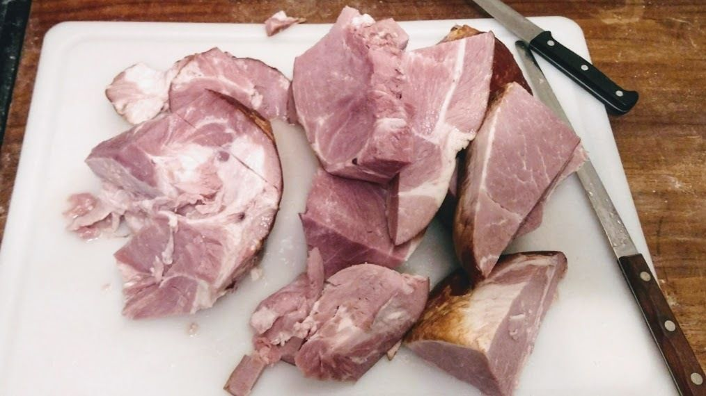 Picture of Cooked Ham - Ratios